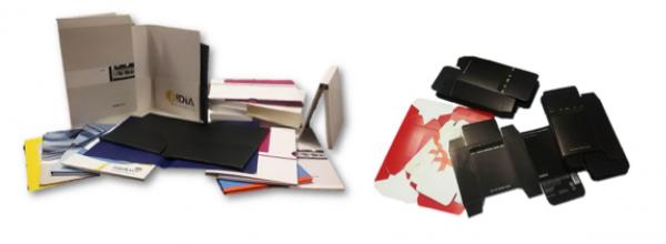 presentation folders machines