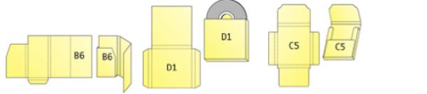 CD & DVD wallets