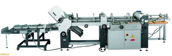 folding and gluing machine-desta