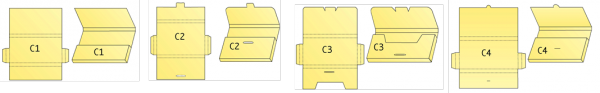 envelopes with capacity
