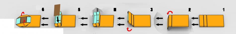 Unité de formage du fond carré-navona base-1