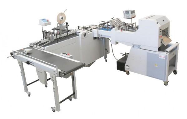 Machine de fabrication d'enveloppes-rialto