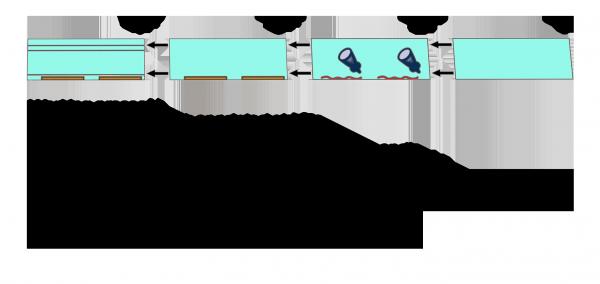Macchina per l'inserimento dei cartoncini di rinforzo-2