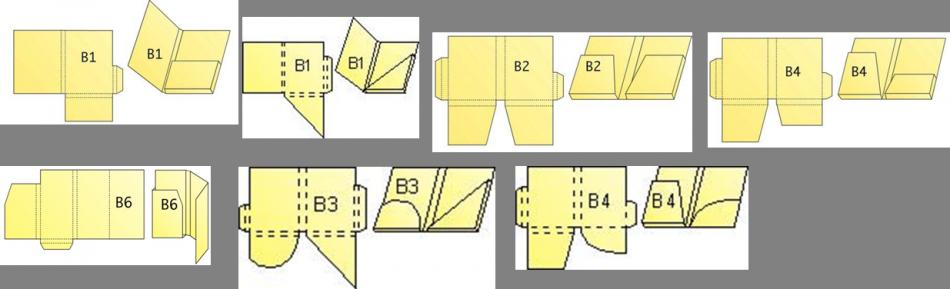 Presentation Folders with capacity per Estro