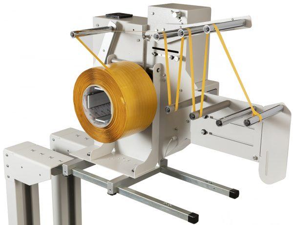 Desbobinador de bobina de adesivo-Altor Verticale
