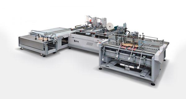 macchina per applicare nastro adesivo-ortigia