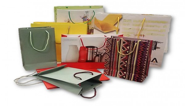shopping bag machines