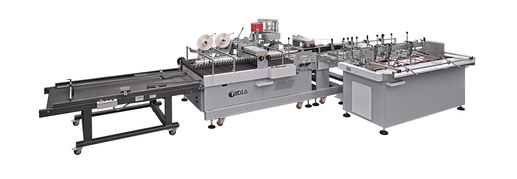 Ecommerce packaging machine
