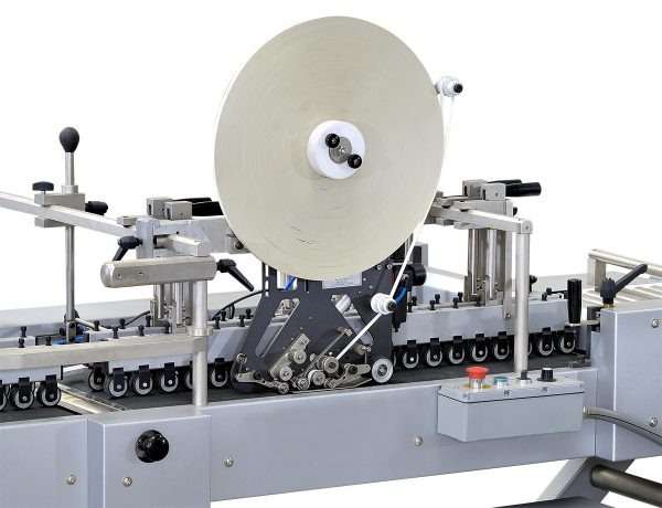 tape application head-double sided tape applicator