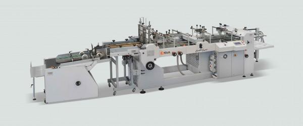 combiunica varus-Bag making machine